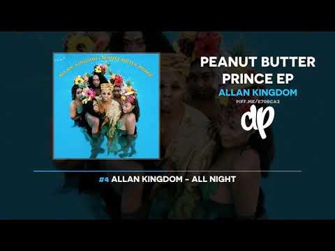 Allan Kingdom - Peanut Butter Prince (FULL EP)