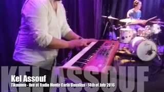 Kel Assouf - Tikounen (live at Radio Monte Carlo Doualiya)