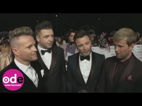 NTAs 2019: Westlife on collaborating with Ed Sheeran and feeling younger than ever!