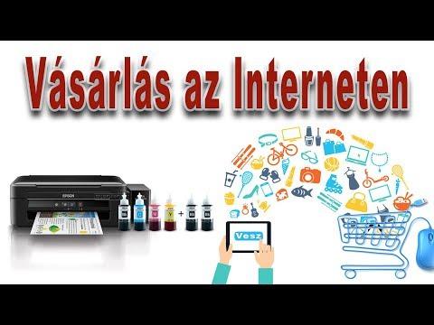 Vásárlás az interneten - Epson L382 Nyomtató