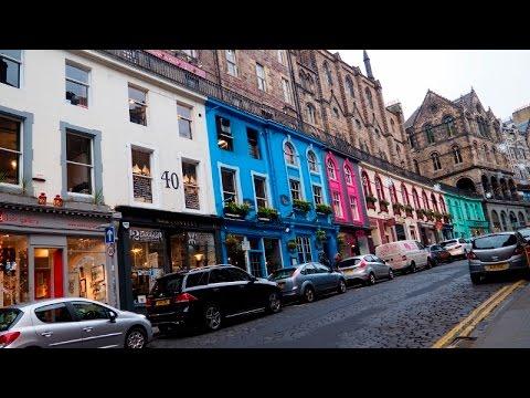 Holiday Vlog: Edinburgh (Part 2) - January 2017