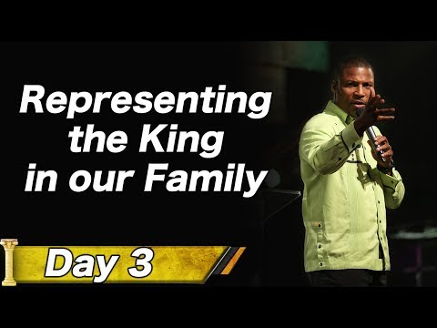 Pastor Gregory Toussaint IKingdom Principles for familiesI 7 Nights of Dominion| Shekinah