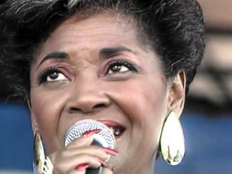 Nancy Wilson - The Folks Who Live On The Hill - 8/15/1987 - Newport Jazz Festival (Official)