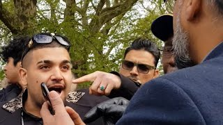 YOU ARE A WASH OUT MUSLIM VS CHRISTIAN HASHIM FULL VIDEO SPEAKERS CORNER