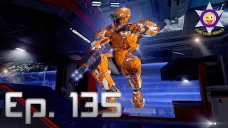 Halo Funny and Lucky Moments Ep. 135