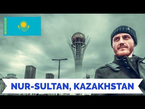 Astana, The Shiny, Fancy Expensive New City of Kazakhstan