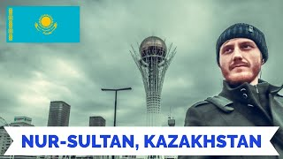 Nur-Sultan (Astana), Kazakhstan - The Shiny, Fancy Expensive New City