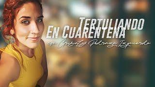 #TertuliandoEnCuarentena con Grisaly Pedraza Izquierdo