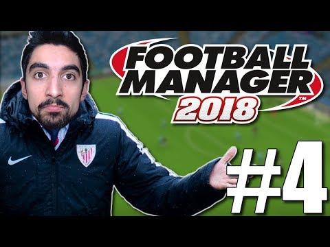 Και τώρα που ξεμείναμε; - Football Manager 2018 Touch #4