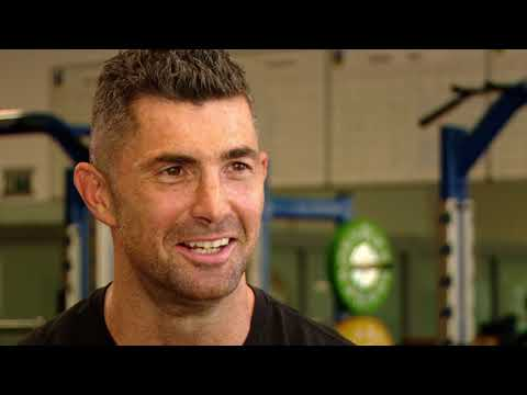 UCD's Rob Kearney receives Alumni Award for Sport