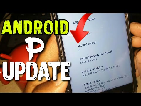 Android P Update On Any Android || New Android Version Update In Just 2 Minute