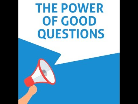 The power of good questions during an interview