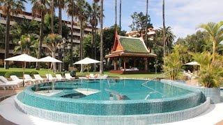 HOTEL BOTANICO THE ORIENTAL SPA GARDEN, PUERTO DE LA CRUZ, TENERIFE, CANARY ISLANDS