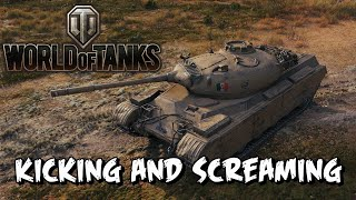 World of Tanks - Kicking and Screaming