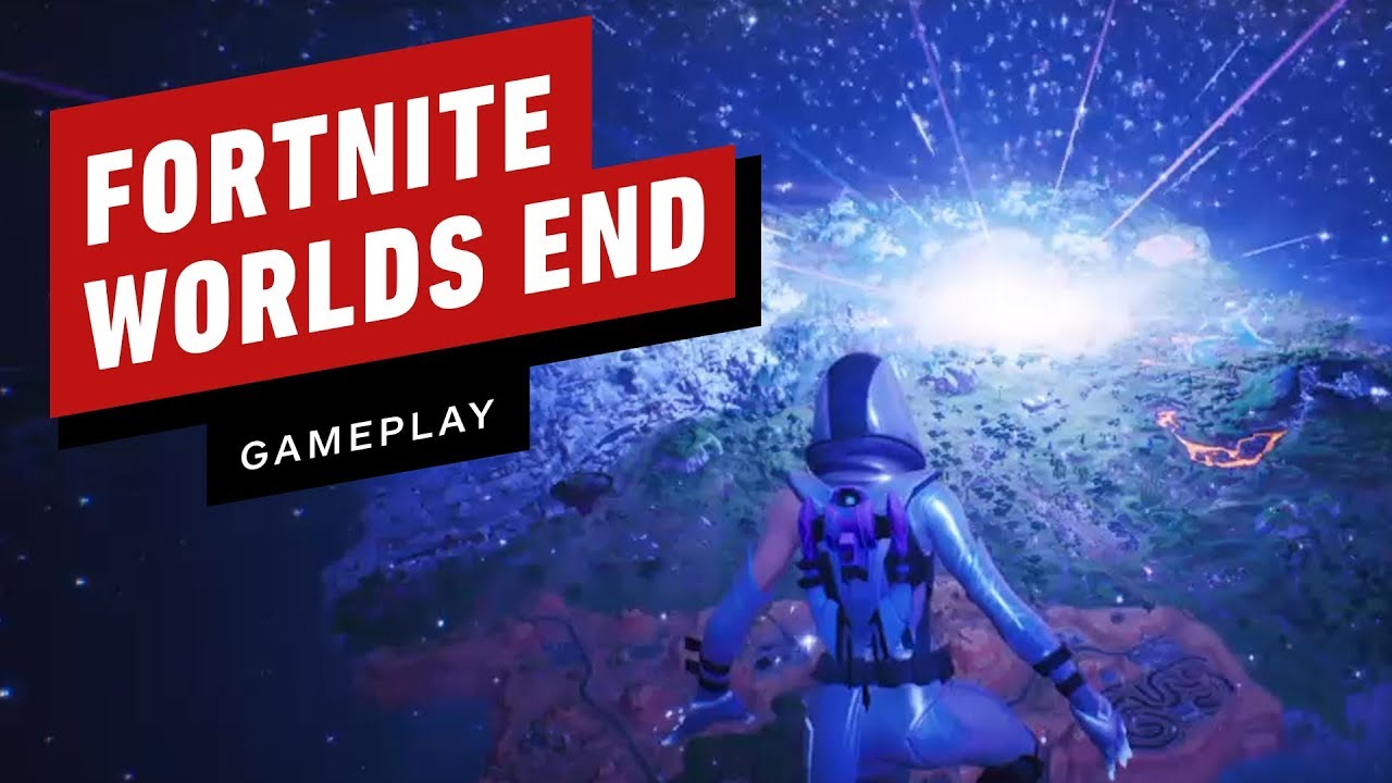 Fortnite: ¡mira el evento FULL World Ending antes de la temporada 11! + vídeo