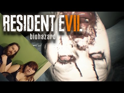Resident Evil 7 | THIS GAME IS TERRIFYING!!! | Part 1