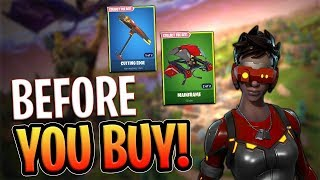 Cipher Outfit | Cutting Edge | Mainframe - Before you Buy - Fortnite