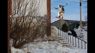 DC SHOES: THE MAKING OF REAL SNOW WITH ANTO CHAMBERLAND