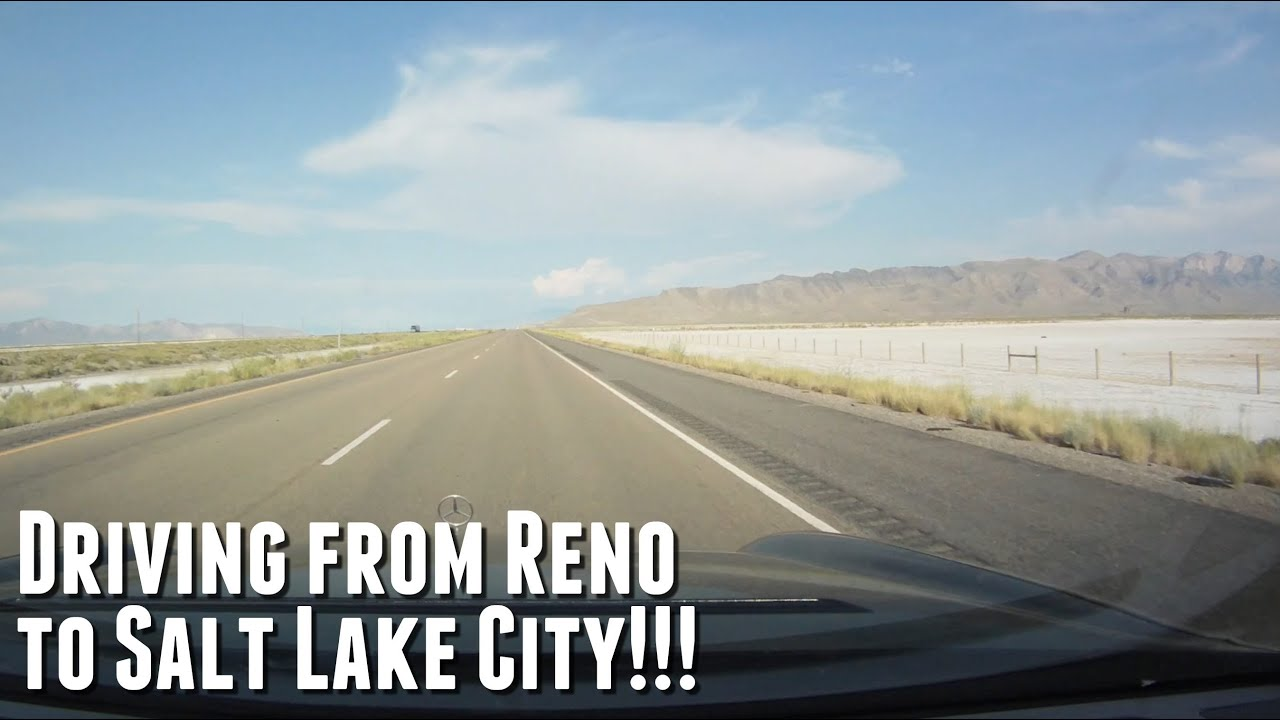 Driving from reno to salt lake city day 239 - Interior solutions salt lake city ...