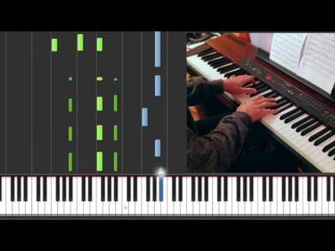 """Adam Stachowiak - """"Mamo"""" piano cover version + NUTY"""