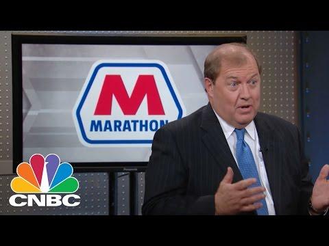Marathon Petroleum Corp CEO: OPEC's Impact | Mad Money | CNBC