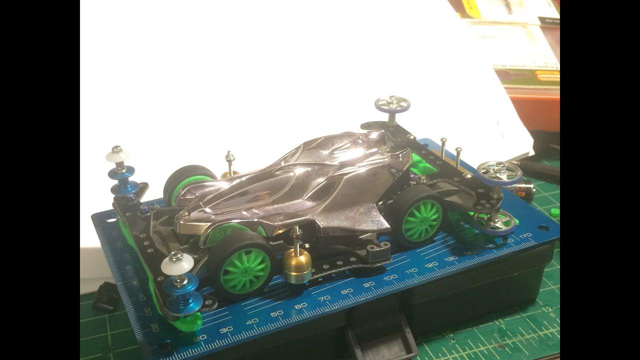 Mini Of San Francisco >> Tamiya Mini 4WD Tutorial MA chassis Basic technical Setup for Newbie Racer - YouTube