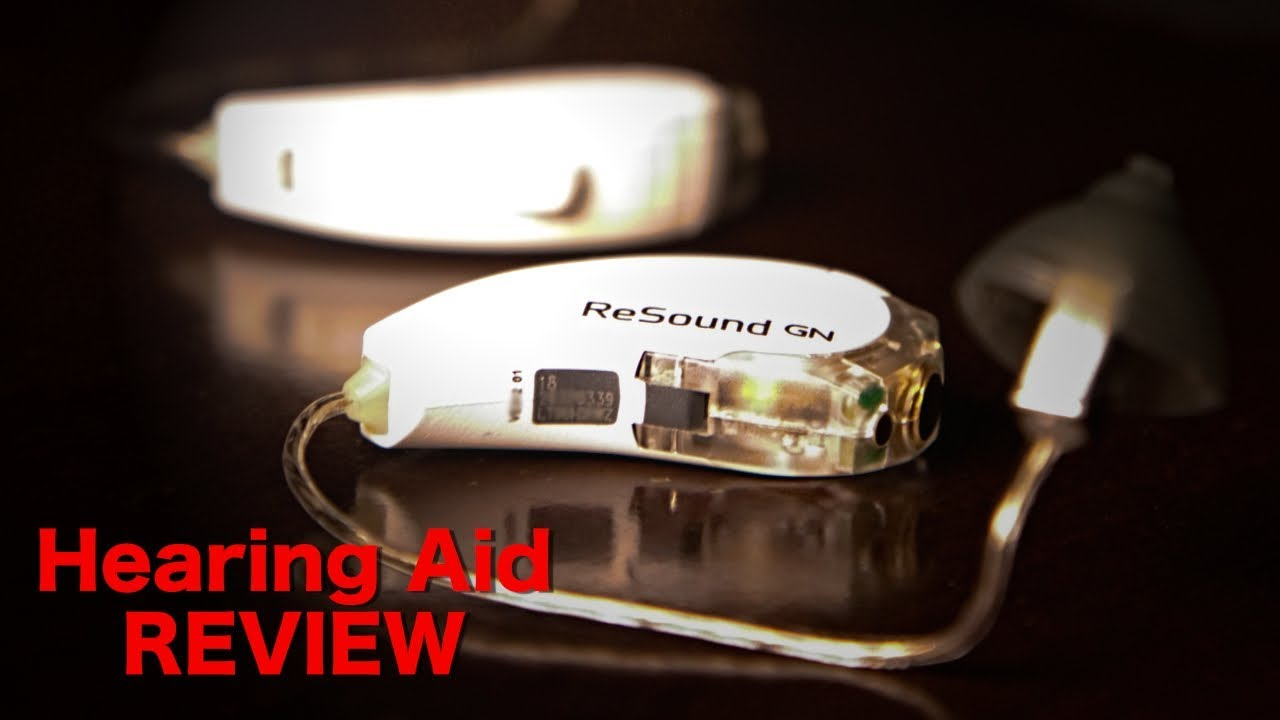 ReSound LiNX 3D Hearing Aid REVIEW