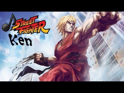 Street Fighter 2 - Ken's (Special Edition) (Music)