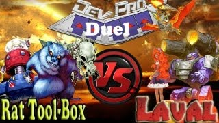 Devpro Duel: Rat Tool-box Vs Laval