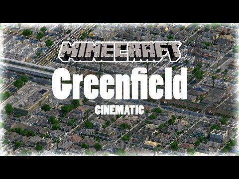 Greenfield V0.5.2 - Minecraft Cinematic Showcase