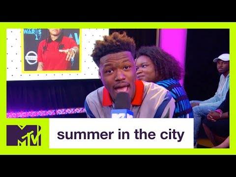 Young M.A On Her 2017 VMA Nomination for 'Best New Artist' | Summer in the City | MTV