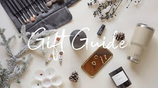 Holiday Gift Guide 2019 + Things I Love | Gemary