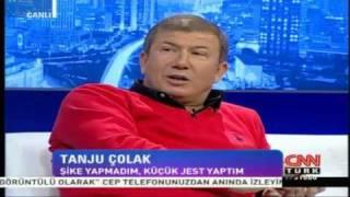 Tanju Çolak, Rıdvan Dilmenle Olan Komik Anısını Anlatıyor