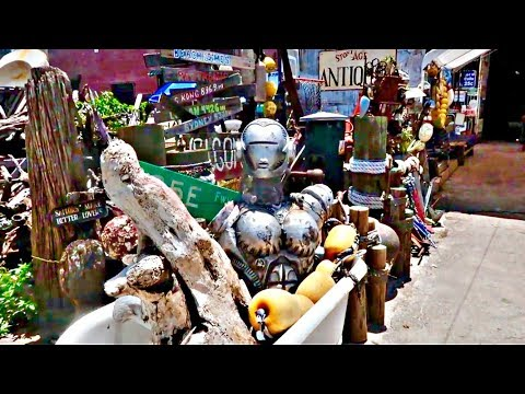 Stone-Age Antiques (BEST ANTIQUE SHOP IN MIAMI!)