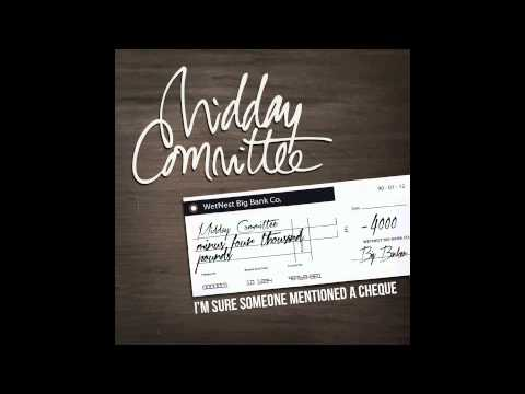 Midday Committee - Chivalry's Dead, Sugar! (The Truth) (UK Pop Punk)
