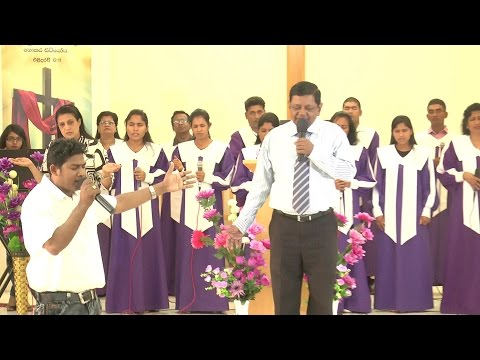 KRCI Jebelali Sinhala Church 13/03/2015