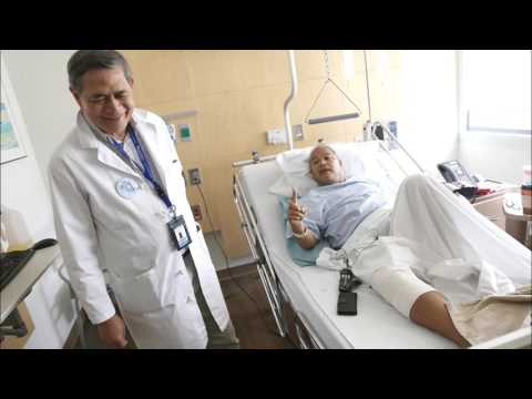 AUDIO: A successful knee replacement at the Guam Regional Medical City