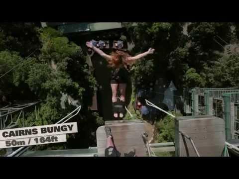 AJ Hackett Cairns - Promo Video