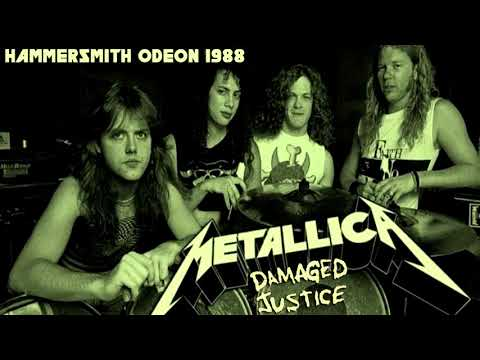 Metallica Live - Hammersmith Odeon - October 10th, 1988 Deluxe Edition Mp3