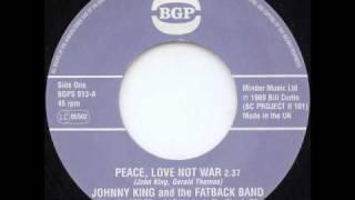 "The Fatback Band ""Peace, Love Not War"""
