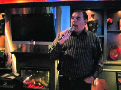karaoke Philip Boucher/ My Way/ 2/20/2011