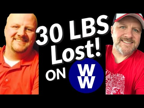 Weight Watchers for Men My Weight Loss Journey