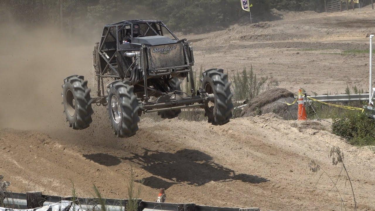 Flying Trucks - Taylor County Boondocks 2020 Mud Races