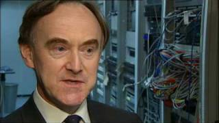 ITN News report about the piratebay.org ...