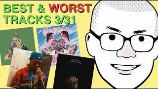 Weekly Track Roundup: 3/31 (Lil Uzi Vert, Rosalía & J Balvin, Modest Mouse, Sky Ferreira)