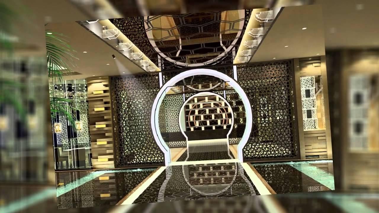 Dise o de interiores de entradas youtube - Simulador diseno de interiores ...