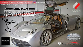 The AMG Private Lounge Days I Ascari Race Resort I Race Driving Experience