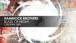 Hammock Brothers - Blaze Of Night