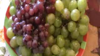 Самый легкий рецепт компота из винограда на зиму.