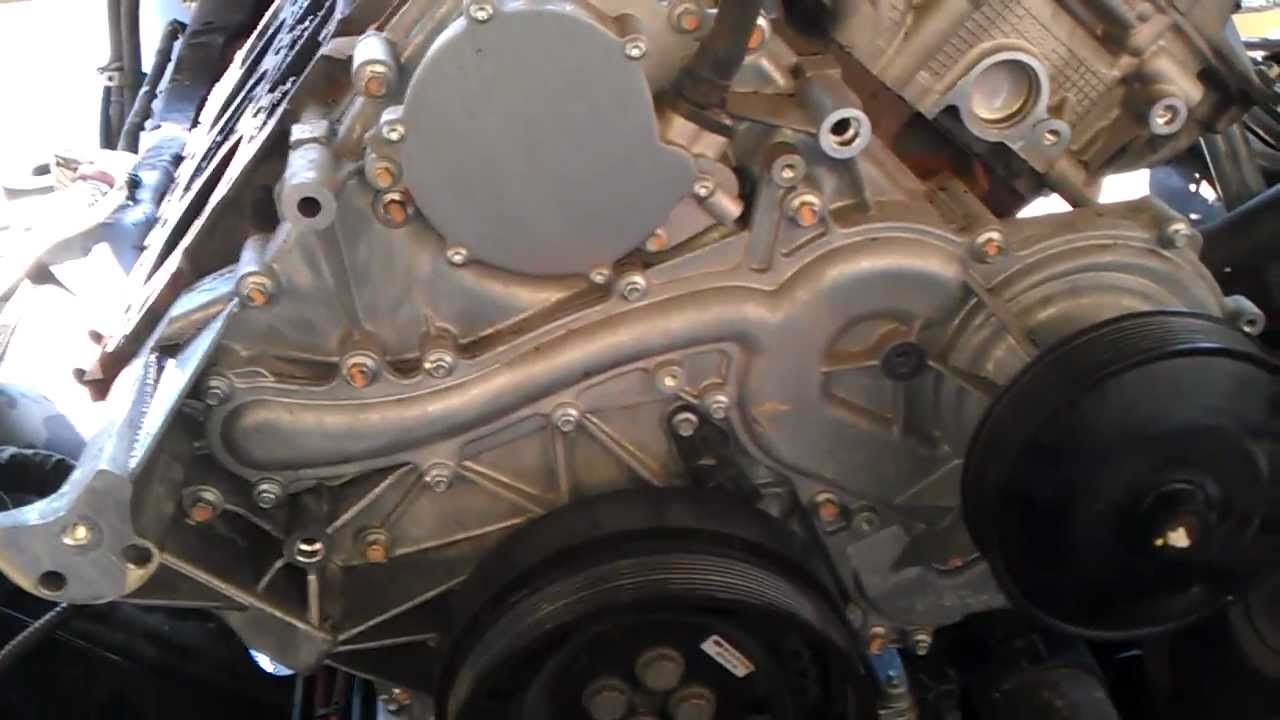 Ford 6 7l Engine Damage 2011 Youtube